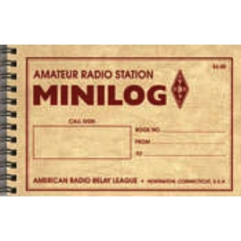 Mini Log Book